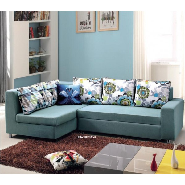 Folding Sofa Chair 3 Seater With 5
